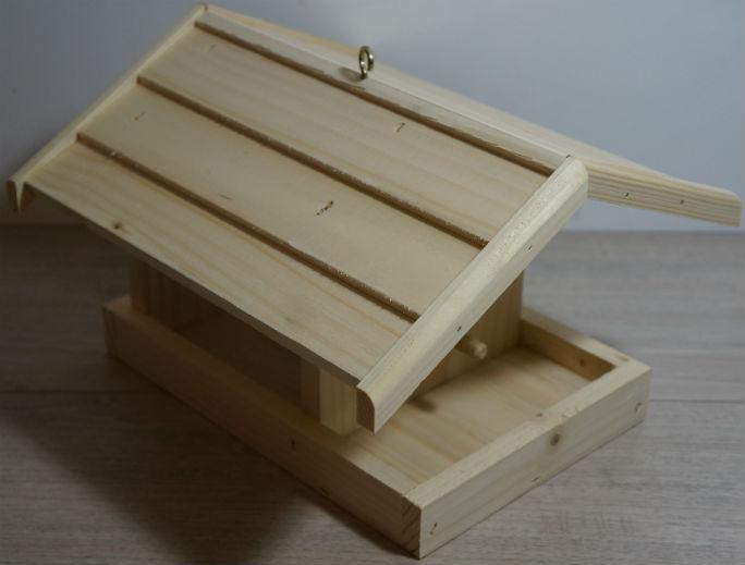 12x Vogelhaus aus Holz zum Bemalen, Basteln, Vogelhäuschen, Kinder, Futterhaus  eBay